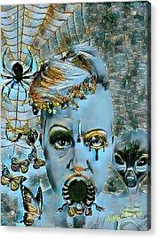 Break Free Acrylic Print