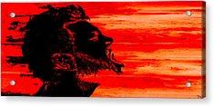 Acrylic Print featuring the digital art Break by Ken Walker