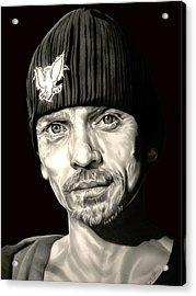 Breaking Bad Skinny Pete Acrylic Print