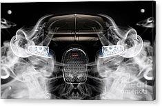 Bugatti Collection Acrylic Print