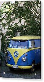 Camper Van Acrylic Print