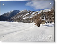 Cannon Mountain - White Mountains New Hampshire  Acrylic Print