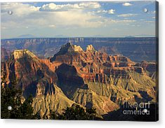 Canyon Sunset Acrylic Print by Neil Doren