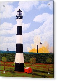 Cape Canaveral Lighthouse Acrylic Print