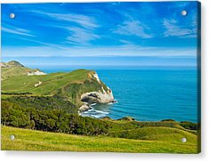 Cape Farewell Able Tasman National Park Acrylic Print