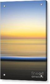 Caramel Dawn - Part 2 Of 3 Acrylic Print