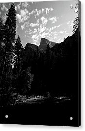 Cathedral Rocks  Acrylic Print by Chris  Brewington Photography LLC