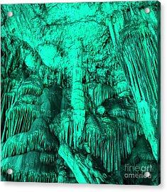 Caves Of Zeus  Acrylic Print