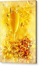 Celebration Acrylic Print by HD Connelly