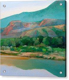 Chama River Acrylic Print