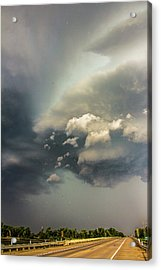 Another Stellar Storm Chasing Day 019 Acrylic Print