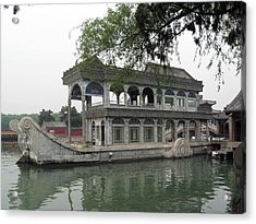China Beiging Summer Palace Acrylic Print