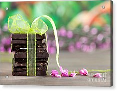Chocolate Acrylic Print