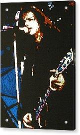 Chris Cornell Acrylic Print by Grant Van Driest