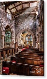 Church Light Acrylic Print