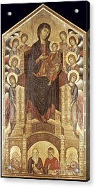 Cimabue: Madonna Acrylic Print by Granger