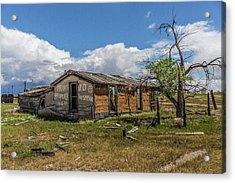 Cisco, Utah, Ghost Town Acrylic Print