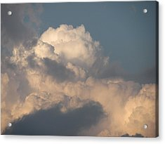 Acrylic Print featuring the photograph Clouds 4 by Douglas Pike