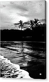 Coast Of Eden Acrylic Print