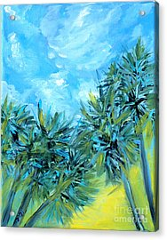 Collection Art  For Health And Life. Painting 10  Acrylic Print
