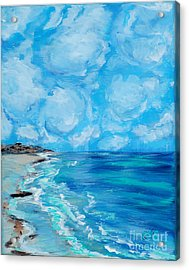Collection. Art For Health And Life. Painting 4 Acrylic Print