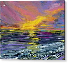 Collection Art For Health And Life. Painting 8 Acrylic Print