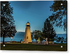 Concord Lighthouse Acrylic Print