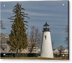 Concord Point Light Acrylic Print