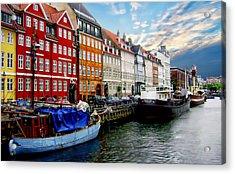 Copenhagen - Denmark Acrylic Print