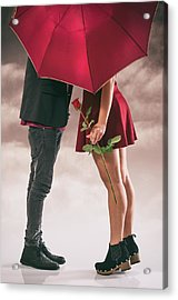 Acrylic Print featuring the photograph Couple Of Sweethearts by Carlos Caetano