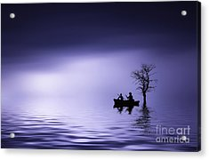 Acrylic Print featuring the photograph Cruise by Bess Hamiti