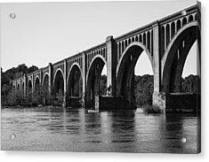 Csx A-line Bridge Acrylic Print