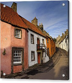Culross Acrylic Print by Jeremy Lavender Photography