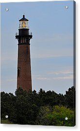 Curritucks Light Acrylic Print