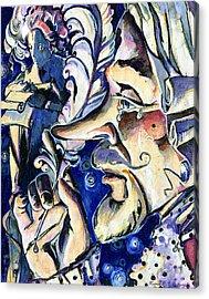 Cyrano Acrylic Print