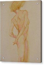 Dance Acrylic Print by Gary Kaemmer
