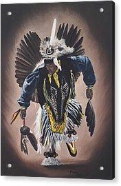 Dancing In The Spirit  Acrylic Print