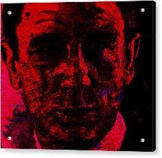 Daniel Craig Acrylic Print by Brian Reaves