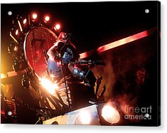 Dave Grohl - Foo Fighters Acrylic Print
