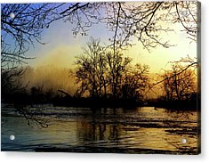Morning Dawn Acrylic Print