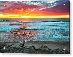 Day's Done Acrylic Print
