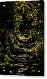 Acrylic Print featuring the photograph Deep by Odd Jeppesen