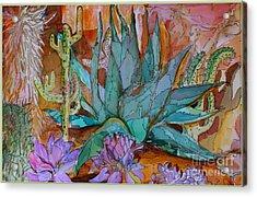 Desert Heat Acrylic Print