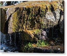 Desert Waterfall 2 Acrylic Print