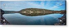 Devils Lake Acrylic Print