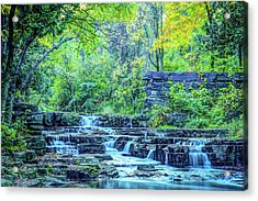 Devils River 2 Acrylic Print