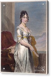 Dolley Payne Todd Madison Acrylic Print by Granger