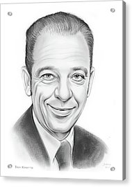 Don Knotts Acrylic Print