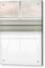 Double Glazed Window Acrylic Print by Tom Gowanlock