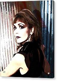 Dr. Gina Loudon Acrylic Print